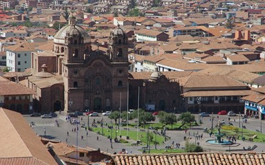 Colonial & Inca heritage - Cusco Accommodation