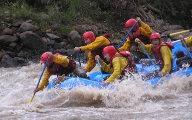 River Rafting - Cusco Accommodation