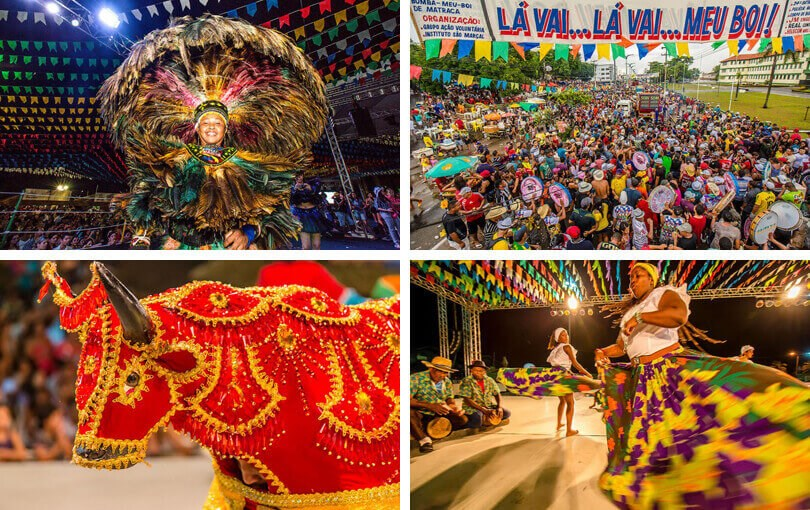 Brazils June Festivals in Sao Luis