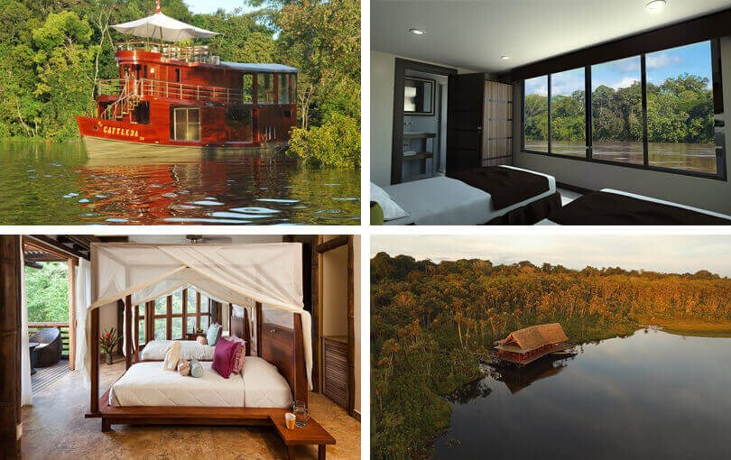 Amazon Cruises & Lodges