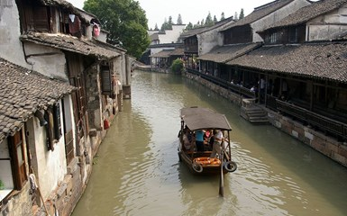 Ancient Water Towns - Shanghai Accommodation