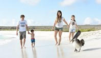 The Galapagos Legend is an excellent choice for families