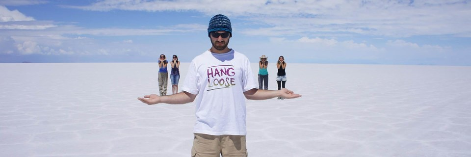 Uyuni Salt Flats Perspectives