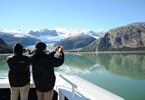 Tierra del Fuego landscapes only reacheable from the ship