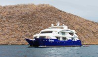 The M/C Endemic - the newest luxury catamaran in the Galapagos
