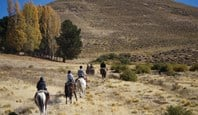 Cabalgata in the Andes