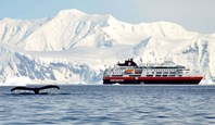 Whale watching is one of the wonders of your Antarctica adventure